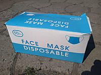 Маски Медицинские ящик 50 упаковок ОПТ