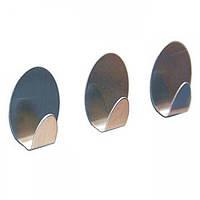 Набор крючков для ванной комнаты ARTEX 3 шт