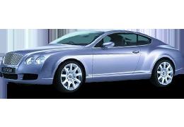 Коврики в салон для Bentley (Бентли) GT 2002+
