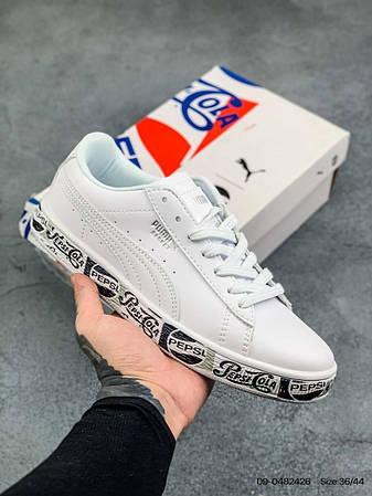 Кросівки Puma Suede Classic x Pepsi