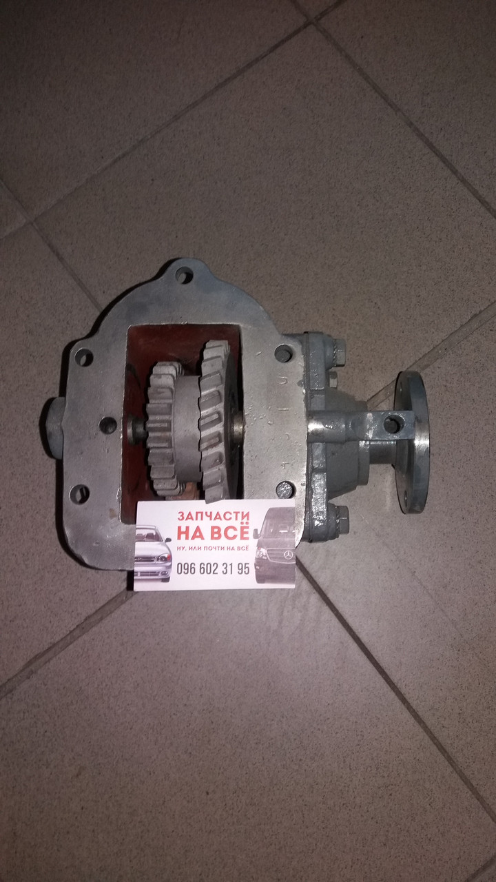 Коробка відбору потужності ГАЗ 52, 53, 3307 (4-х ступ КПП) (під кардан)