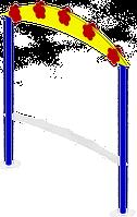 Арка для детской площадки KB-D86