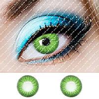 """Зелені лінзи кольорові ELITE Lens """"Green 1"""" (N0142)"""