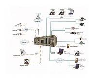 Монтаж телекоммуникационного оборудования