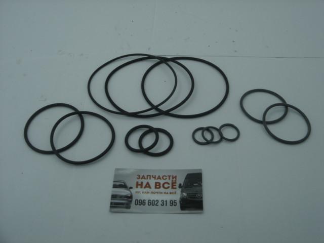 Ремкомплект крана тормозного Т-150 (кольца уплотн.)