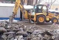 Аренда и услуги гидромолота в Одессе