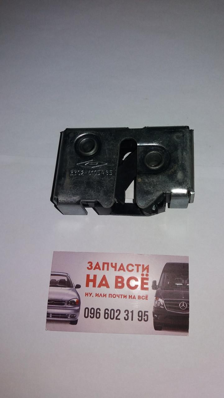 Механизм дверного замка наружный левый(шоколадка) ГАЗ-3302 ст. обр 2 штыря ГАЗ-3302 3302-6105485