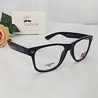 Стильные имиджевые очки Ray Ban Wayfarer компьютерные