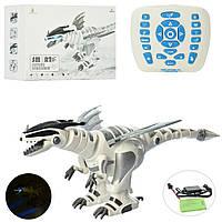 Радиоуправляемый интерактивный Робот-динозавр, световые и звуковые эффекты, 65 см, 30368