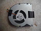 Вентилятор KSB0605HC оригинальный бу Lenovo IdeaPad B570 B575 V570 V575 Z570 Z575, фото 2