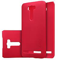 Чохол Nillkin для Asus Zenfone 2 Laser ZE601KL червоний (+плівка), фото 1