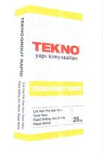 Сверхбыстрая самовыравнивающаяся наливная ремонтная смесь Teknogrout Rapid