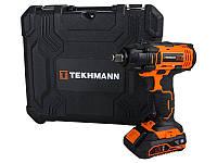 Аккумуляторный ударный гайковерт Tekhmann TIW-300 I20 KIT