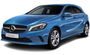 Mercedes Benz A-Klasse (W176) 2012-