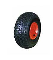 Колесо для грузовой тележки 3-00-4(код 280250)пластик