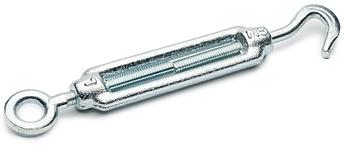 Талреп гак-кільце DIN 1480 Болт натяжний (Розміри в ОПИСІ)