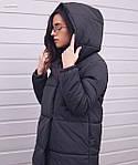 Курточка «Зефірка Люкс» подовжена на шнурочках від Стильномодно, фото 5