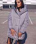 Курточка «Зефірка Люкс» подовжена на шнурочках від Стильномодно, фото 6
