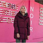 Курточка «Зефірка Люкс» подовжена на шнурочках від Стильномодно, фото 8