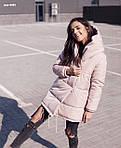 Курточка «Зефірка Люкс» подовжена на шнурочках від Стильномодно, фото 7