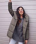 Курточка «Зефірка Люкс» подовжена на шнурочках від Стильномодно, фото 9