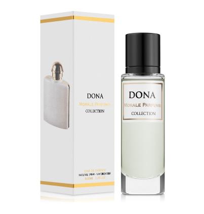 Парфюмированная вода для женщин Dona, Morale Parfums, Морал Парфумс, 30 мл