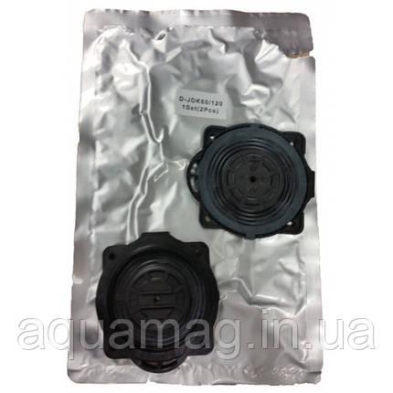 Сменные мембраны (диафрагмы) для компрессора Secoh JDK-S-80, фото 2
