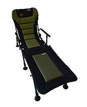 Кресло карповое Novator SR-2 Comfort + подставка Novator POD-1 Comfort, фото 3