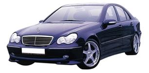 Mercedes Benz C-Klasse (W203) 2000-2007