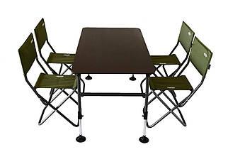 Комплект мебели складной Novator SET-1 (120х65), фото 2