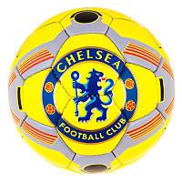 Мяч футбольный Grippy SemiDull YW, 5сл, Chelsi