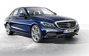 Mercedes Benz C-Klasse (W205) 2014-