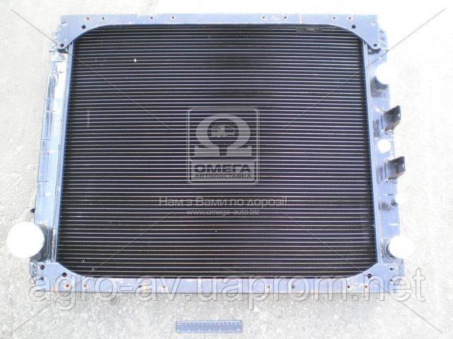 Радиатор вод.охлажд. (642290-1301010-011) МАЗ-642290 (3 рядн.)(технология КупроБрейз)(пр-во ШААЗ)