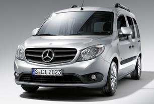 Mercedes Benz Citan (W415) 2012-