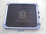 Радиатор вод.охлажд. (642290-1301010-011) МАЗ-642290 (3 рядн.)(технология КупроБрейз)(пр-во ШААЗ), фото 3