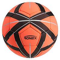 Мяч футбольный Cordly Ronex (MLT), оранжевый