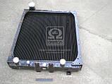 Радиатор вод.охлажд. (642290-1301010-011) МАЗ-642290 (3 рядн.)(технология КупроБрейз)(пр-во ШААЗ), фото 4