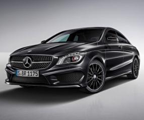Mercedes Benz CLA (C117) 2013-