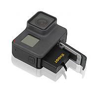 Набор SHOOT: Зарядное устройство на два места + два аккумулятора для GoPro HERO5/6/7 Black, Hero 2018, фото 5