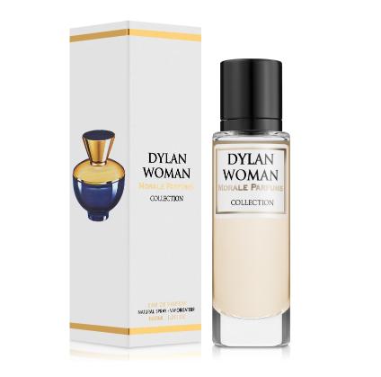 Парфюмированная вода для женщин  Dylan, Morale Parfums, Морал Парфумс, 30 мл