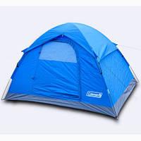 Палатка туристическая двухместная Coleman 1503 (210*140*130 см)