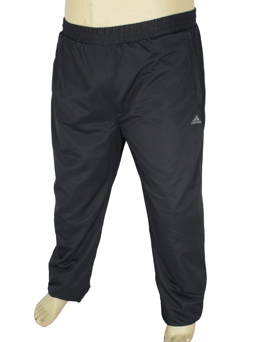 Чоловічі спортивні штани A Equipment В чорн. великих розмірів