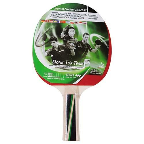 Ракетка для настольного тенниса Donic Top Teams 400