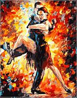 Картина по номерам Babylon Танец. Страсть. Танго. VP086 40 х 50 см, фото 1