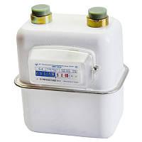 Бытовой газовый счетчик Визар G4