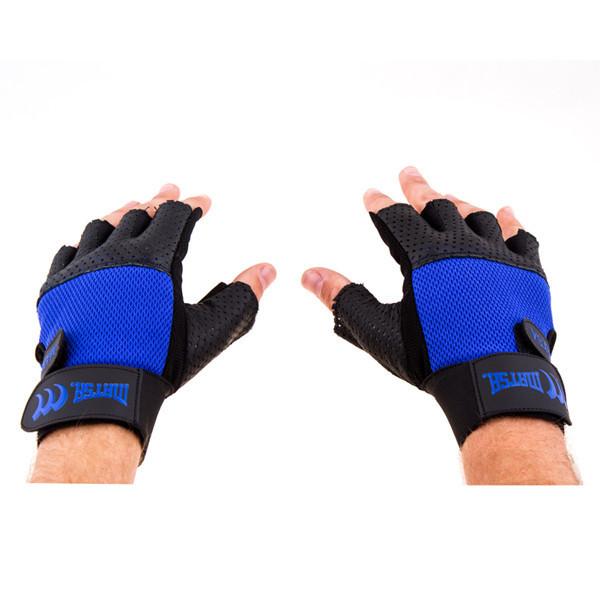Перчатки атлетические Matsa Sareno, размер L