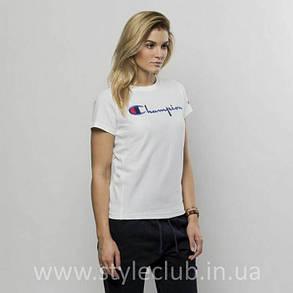 Футболка Champion Logo жіноча, фото 2