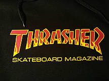 Свитшот Thrasher Skateboard New Logo | худи Трешер | кенгуру трашер, фото 3