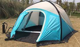 Новинка! палатка надувная 3-х местная Mimir 800