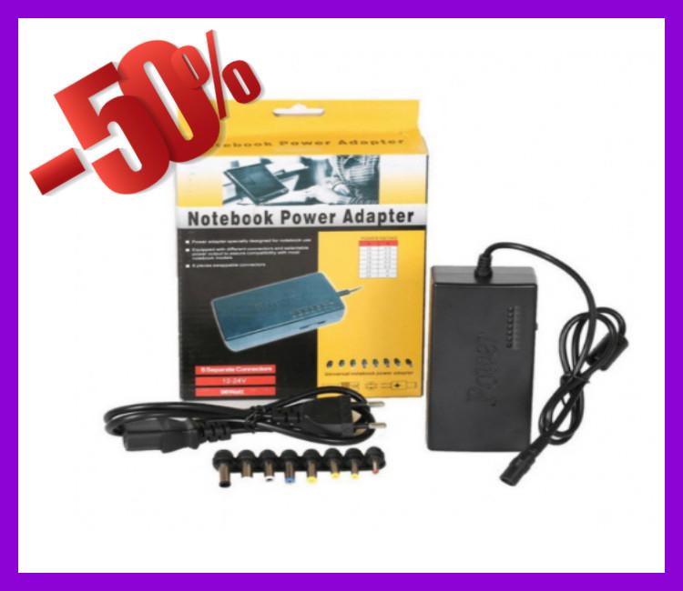 Блок питания для ноутбука RIAS JT-4096 220V 120W Универсальный адаптер питания для ноутбука,мониторов